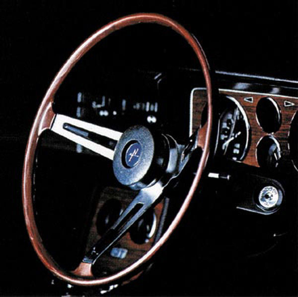 KPGC10 Nissan Skyline GT-R Interior - Picture / Pic / Image