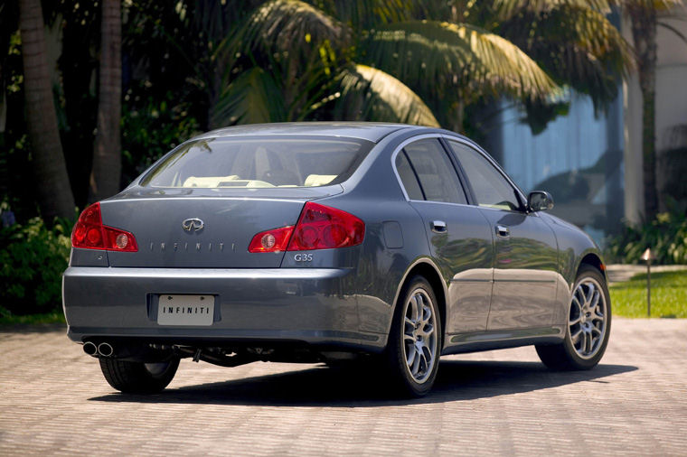 2005 infiniti g35 sedan picture pic image. Black Bedroom Furniture Sets. Home Design Ideas