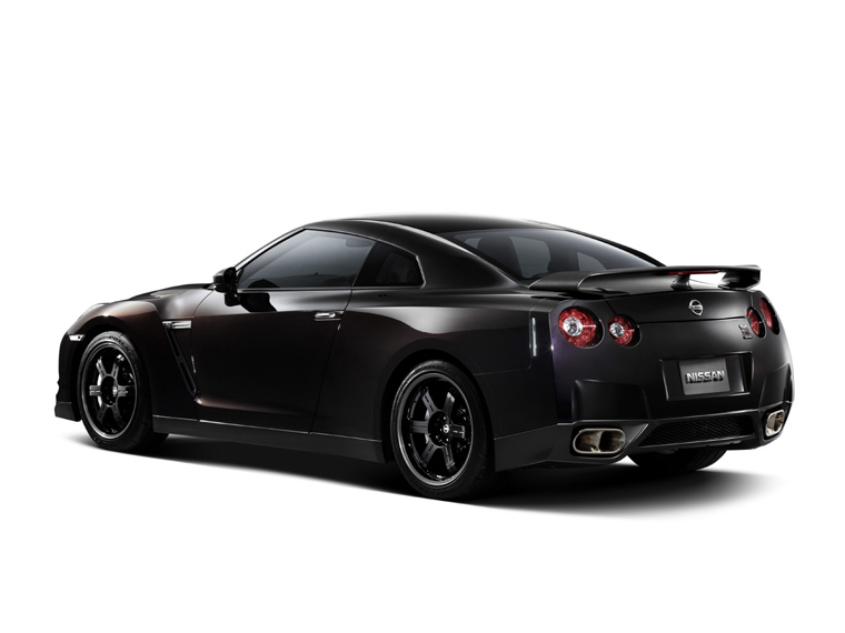 2009 2010 Nissan Gt R Specv Coupe R35 Picture Pic Image