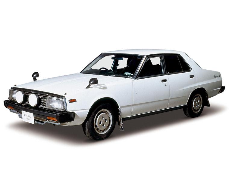 5th Generation Nissan Skyline 1980 Nissan Skyline 2000 Gt