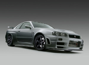 Nissan GT-R History