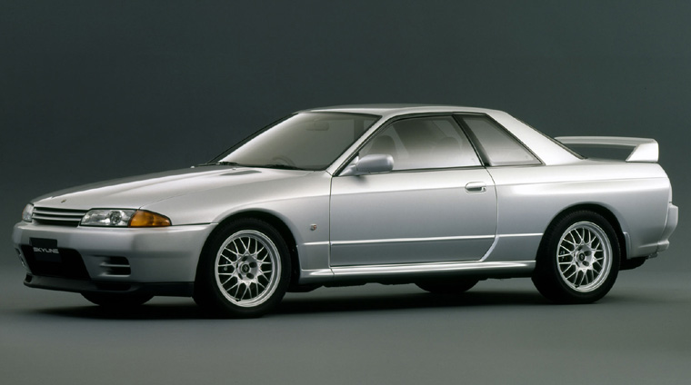 R32 Nissan Skyline GTR GTR AWD  Review  Specs  Pictures
