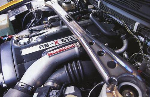 NISMO Skyline GT-R 4-door RB-X GT2 2.8L 6-Cylinder ...