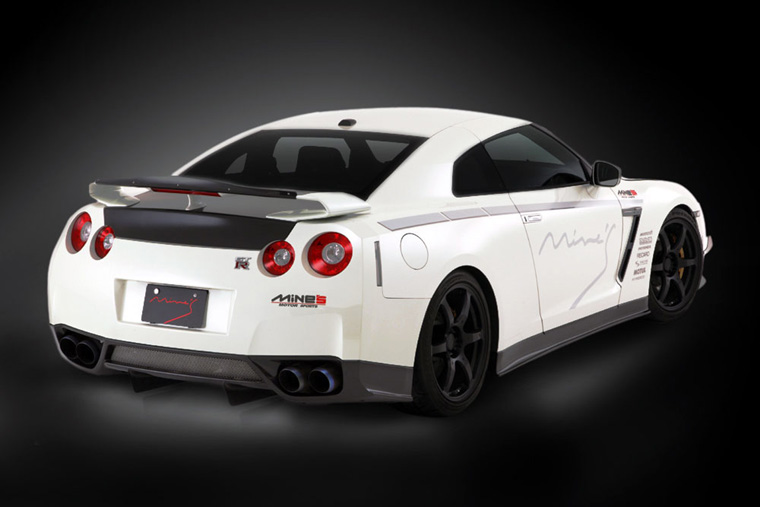 Mine S R35 Gt R Circuit Version Picture Pic Image