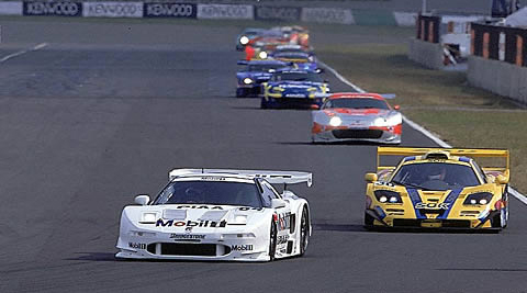 2001 Jgtc Season Round 5 Motegi Gt Champion Mobil 1