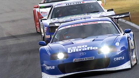 2001 JGTC Season - Round 7 - CP Mine GT - Esso Ultraflo ...