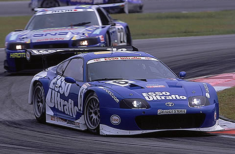 2001 JGTC Season - Special Stage - Japan GT Race Malaysian ...