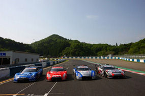 2011 Super GT Season Picture