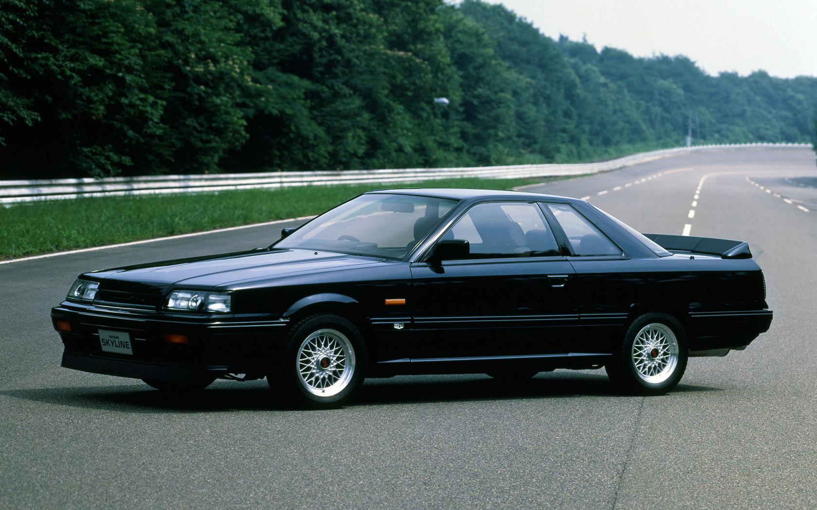 1987 R31 Nissan Skyline Gts R Free Widescreen Wallpaper