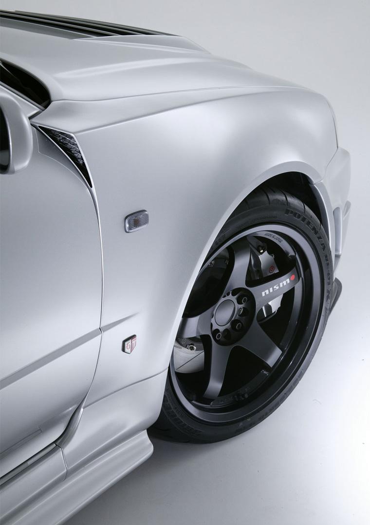 2005 NISMO Skyline GT-R Z-Tune Side Fender Picture